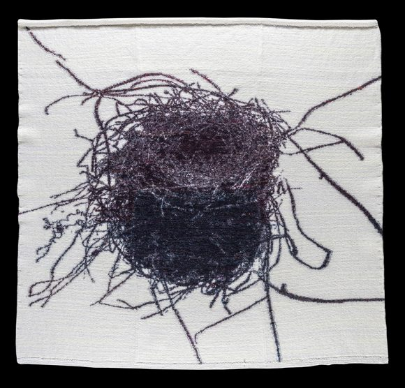 """Nest Day, View 1<br>58"""" x 60"""""""